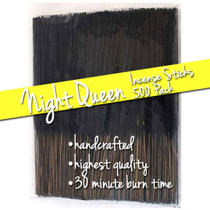 Night Queen Incense Sticks 500 Pack (ISNIGX)