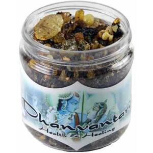 Resin Incense: Dhanvantari - Health and Healing 2.4 oz. Jar (IRJDHA)