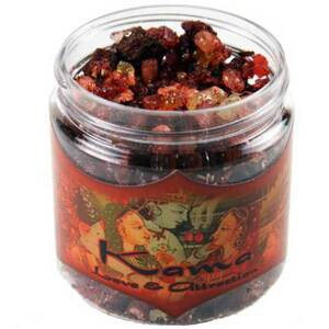 Resin Incense: Kama - Love and Attraction 2.4 oz. Jar (IRJKAM)