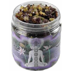 Resin Incense: Sahasrara Chakra - Enlightenment 2.4 oz. Jar (IRJSAH)