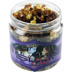 Resin Incense: Shanti - Peaceful Home 2.4 oz. Jar (IRJSHA)
