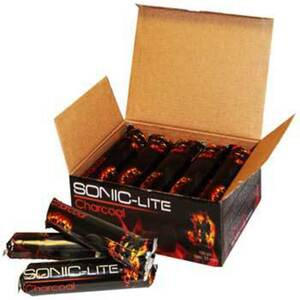 Sonic Lite 33mm Charcoal 100 Tablets (IC33SB)