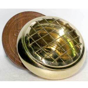 "Brass Screen Incense Burner 3"" (IBSCR)"