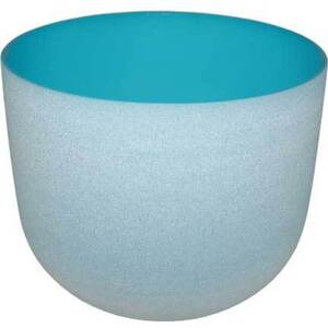 "8"" Crystal Singing Bowl - Light Blue (FSB006)"