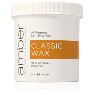 Classic Wax Jar 16 oz. by Amber Products (AMB112)