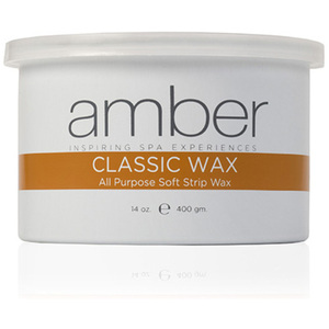 Classic Wax Can 14 oz. by Amber Products (AMB113)