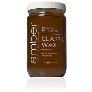 Classic Wax Jar 32 oz. by Amber Products (AMB114)