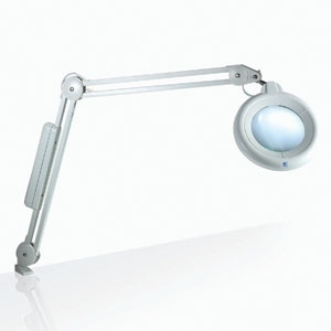 Slimline Mag Lamp With 3D & 5D Lens and Table Clamp (U25030 )