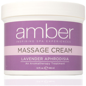 Massage Cream - Lavender Aphrodisia 32 oz. (532-L)