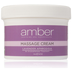Massage Cream - Lavender Aphrodisia 8 oz. (531-L)