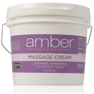 Massage Cream - Lavender Aphrodisia 128 oz. (533-L)