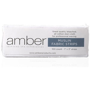 "Stericloth Muslin 1"" X 3"" Strips by Amber Products (AMB154)"