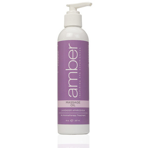 Massage Oil - Lavender Aphrodisia 8 oz. (525-L)