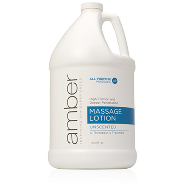 Massage Lotion - Unscented 1 Gallon (530-U)