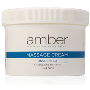 Massage Cream - Unscented 8 oz. (531-U)