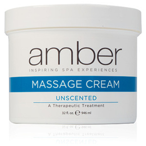 Massage Cream - Unscented 32 oz. (532-U)