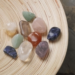 Stones Chakra 8 Stones by Mother Earth (P556)