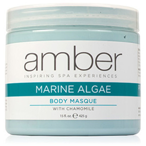 Chamomile and Marine Algae Body Masque 15 oz. by Amber Products (AMB639)