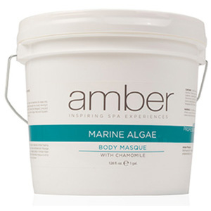 Chamomile and Marine Algae Body Masque 1 Gallon by Amber Products (AMB641)