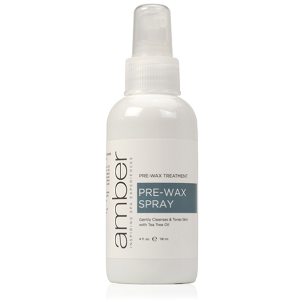 Pre-Wax Spray 4 oz. with Tea Tree Oil by Amber Products (AMB717)