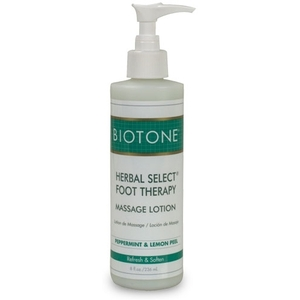 Herbal Select Foot Therapy Lotion 8 oz. by Biotone (BIHSFT8)