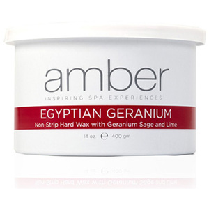 Egyptian Geranium Wax 14 oz. by Amber Products (AMB97)