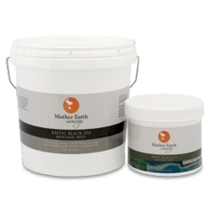 Baltic Black Sea Mud 128 oz. by Mother Earth (P526)