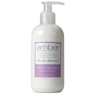 Lavender Aphrodisia Body Lotion 8 oz. by Amber Products (AMBR654-L)