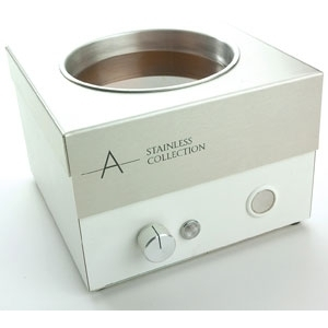 Stainless Supreme Heater by Amber Products (AMBSS908)