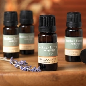 Stress-Relief Fusion Essential Oil Blend 10 mL. by Mother Earth (P864)