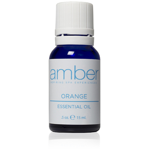 Sweet Orange Essential Oil 15 mL. by Amber Products (AMB521)