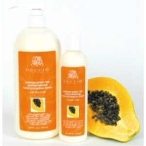 Papaya Hand Protection Lotion 128 oz. by Cuccio (CUC3030-G)