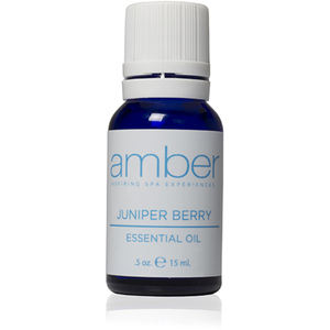 Juniper Berry Essential Oil 15 mL. by Amber Products (AMB531)