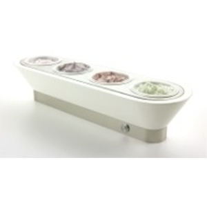 Four Bay Lotion Warmer by Amber Products (SS916)