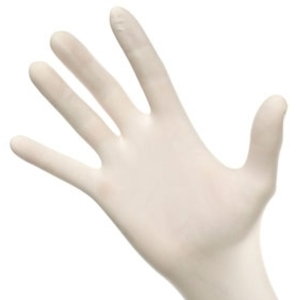 Latex Gloves Medium Box of 100 (SSDIS27)