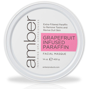 Grapefruit Infused Facial Paraffin 14 oz. by Amber Products (AMB192-GS)