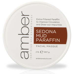 Sedona Facial Mud-Paraffin 2 Lb. by Amber Products (AMB192-SE)