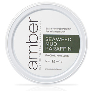 Seaweed Facial Mud-Paraffin 14 oz. by Amber Products (AMB192-SWS)