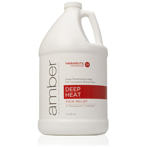 Deep Heat 1 Gallon by Amber Products (AMB637)