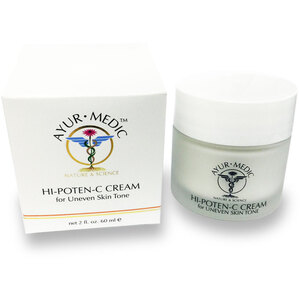 Hi-Poten-C Cream 2 oz. by Ayur-Medic Skincare (AM34)