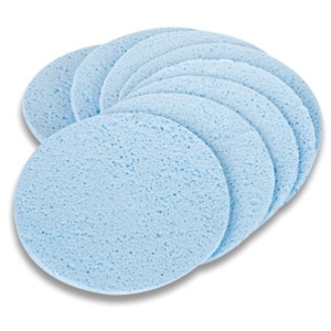 Compressed PVA Facial Sponges 30 Pack (SSACS425)