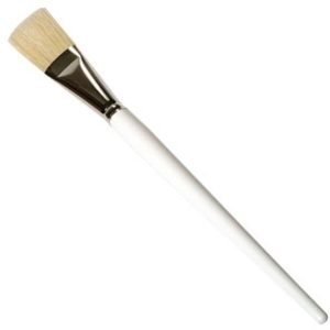 Large Flat Tip Mask Brush by uQ (SSACS77)