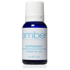 Idaho Peppermint Essential Oil 15 mL. by Amber Products (AMB523)
