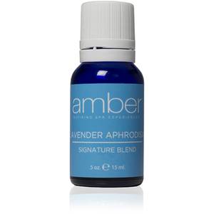 Lavender Aphrodisia - Signature Blend Oil 15 mL. by Amber Products (AMB505)