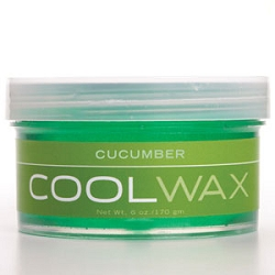 Cucumber Wax 6 oz. by Cool Wax (PL-100C)