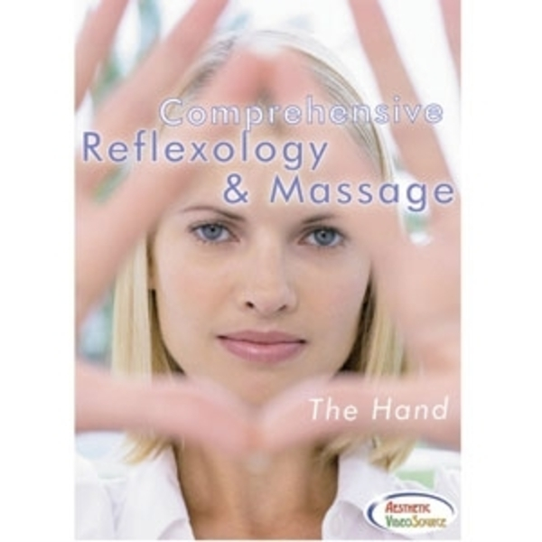 Reflexology & Massage The Hand DVD (AVSR8D)