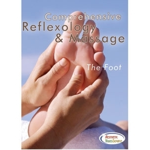 Reflexology & Massage The Foot DVD (AVSR9D)
