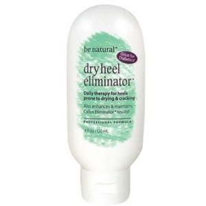 Dry Heel Eliminator 4 oz. Fliptop by Be Natural (22400)