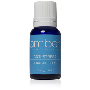 Anti-Stress - Signature Blend Oil 15 mL. by Amber Products (AMB512)