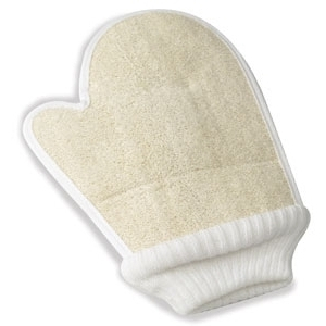 Loofah Bath Mitt With Thumb 10 Pack (MANLMT)
